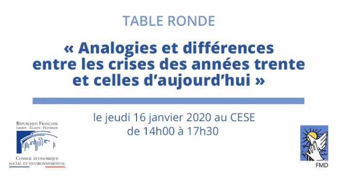 [EVENEMENT] Table ronde