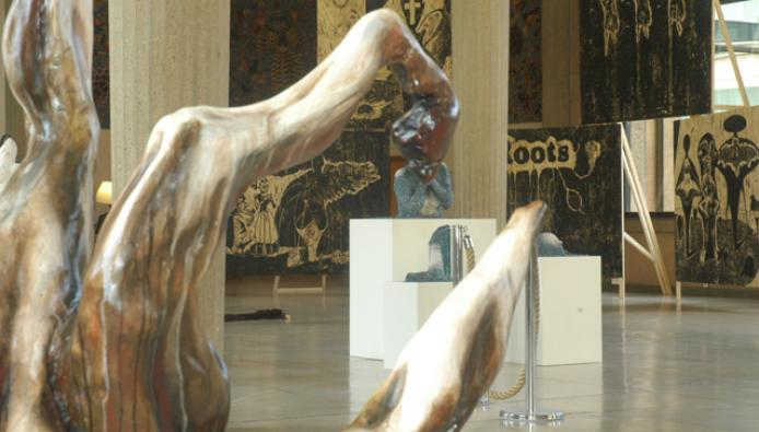 Unlimited Bodies, une exposition de scupture au Palais d'Iéna