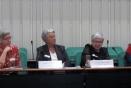 Présentation de l'étude « Femmes et précarité » au CES de Wallonie