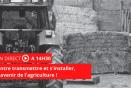 """Revoir la présentation de l'avis """"Entre transmettre et s'installer, l'avenir de l'agriculture !"""""""