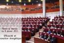 """Revoir la séance du 8/01/2013 : """"La transition énergétique : 2020-2050 : un avenir à bâtir, une voie à tracer"""" et """"Efficacité énergétique : un gisement d'économies; un objectif prioritaire"""""""
