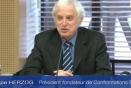 Audition de Philippe Herzog (Confrontations Europe)