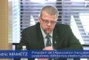 Audition de M. Cédric MAMETZ (Association française des personnes déficientes intellectuelles)