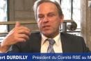 Questions à Robert Durdilly