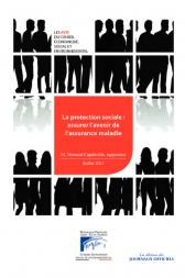 La protection sociale : assurer l'avenir de l'assurance maladie