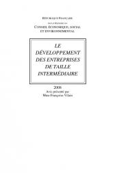 Le développement des entreprises de taille intermédiaire