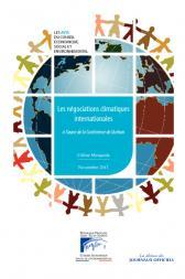 Les négociations climatiques internationales à l'aune de la Conférence de Durban