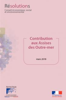 """Contribution aux """" Assises des Outre-mer """""""