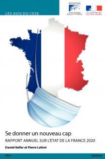 Se donner un nouveau cap. Rapport annuel sur l'état de la France en 2020