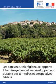 Les parcs naturels régionaux : apports à l'aménagement et au développement durable des territoires et perspectives