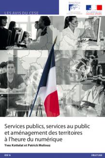 Services publics, services au public et aménagement des territoires à l'heure du numérique