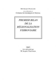 Premier bilan de la régionalisation ferroviaire