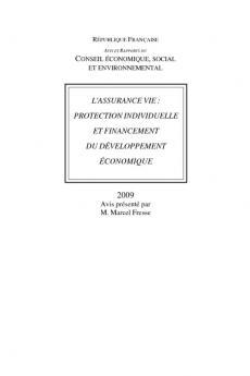 L'assurance vie : protection individuelle et financement du développement économique