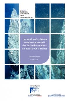L'extension du plateau continental au-delà des 200 milles marins : un atout pour la France