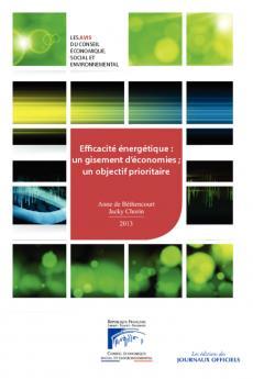 Efficacité énergétique ; un gisement d'économies ; un objectif prioritaire
