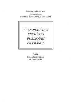 Le marché des enchères publiques en France
