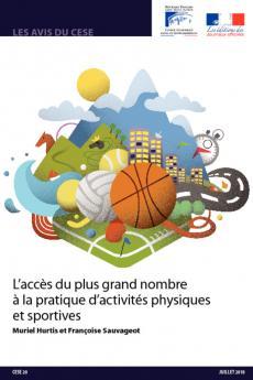 L'accès du plus grand nombre à la pratique d'activités physiques et sportives