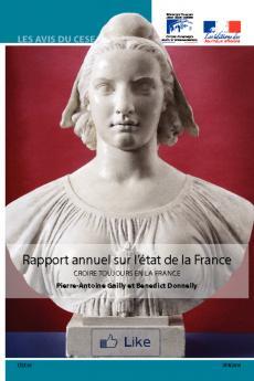 Rapport annuel sur l'état de la France en 2016