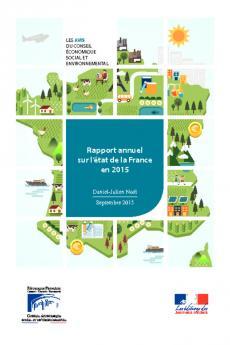 Rapport annuel sur l'état de la France en 2015