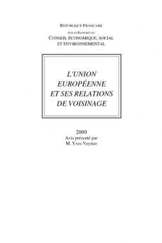 L'Union européenne et ses relations de voisinage
