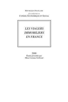 Les viagers immobiliers en France