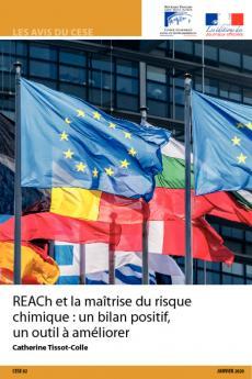REACh et la maîtrise du risque chimique : un bilan positif, un outil à améliorer