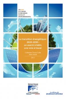 La transition énergétique : 2020-2050 : un avenir à bâtir, une voie à tracer