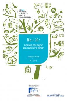 Rio+20 : un rendez-vous majeur pour l'avenir de la planète