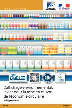 L'affichage environnemental, levier pour la mise en oeuvre de l'économie circulaire