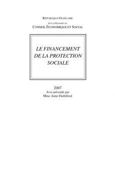 Le financement de la protection sociale