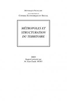 Métropoles et structuration du territoire