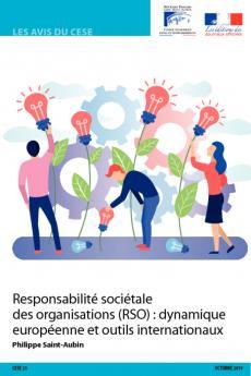 Responsabilité sociétale des organisations (RSO) :  dynamique européenne et outils internationaux