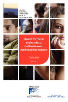 Droits formels|droits réels: améliorer le recours aux droits sociaux des jeunes