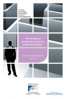 Pôle emploi et la réforme du service public de l'emploi : bilan et recommandations