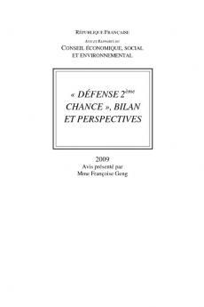 Défense 2ème chance, bilan et perspectives