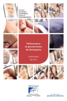Performance et gouvernance de l'entreprise