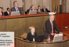 Revoir la séance du 25 septembre 2012 : Réussir la démocratisation de l'enseignement supérieur : l'enjeu du premier cycle