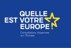 Clôture des Consultations citoyennes sur l'Europe