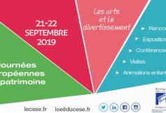 Les 21 et 22 septembre au CESE : la 36e édition des Journées européennes du patrimoine