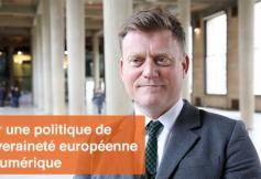 """Le CESE a adopté l'avis """"Pour une politique de souveraineté européenne du numérique"""""""