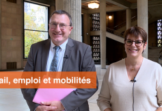 """Le CESE a adopté son avis """"Travail, emploi et mobilités"""""""