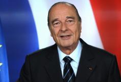 Hommage du Président du CESE Patrick Bernasconi à Jacques Chirac