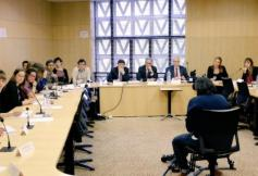 Les jeunes conseillers du CESE et des CESER ont échangé sur la prise en compte des jeunes  dans ces institutions