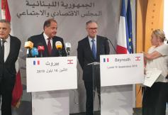 Discours de Patrick Bernasconi au CES du Liban