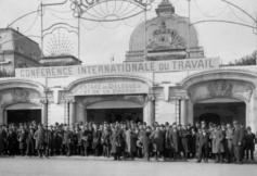 """Colloque """"Justice sociale et travail décent : 100 ans d'action de l'OIT"""""""