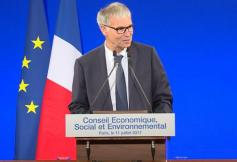 Discours du Président Bernasconi - colloque Mutuelle Familiale