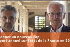 Le CESE a adopté son rapport annuel sur l'état de la France en 2020
