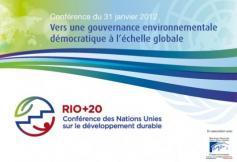 Le CESE accueille le pavillon français de RIO+20