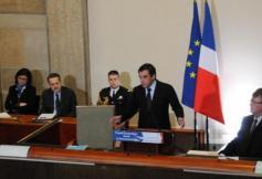 Séance plénière du 22 février 2011