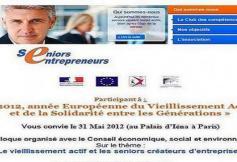 Les Seniors Entrepreneurs et le Vieillissement Actif - 31 mai